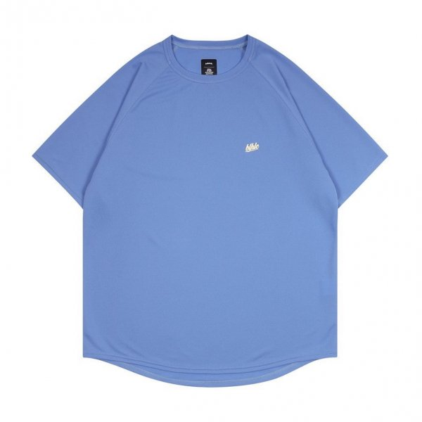 <img class='new_mark_img1' src='https://img.shop-pro.jp/img/new/icons14.gif' style='border:none;display:inline;margin:0px;padding:0px;width:auto;' />blhlc Cool Tee (azure blue/ivory)