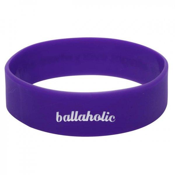 LOGO Wide Rubberband (purple)