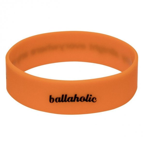 LOGO Wide Rubberband (orange)
