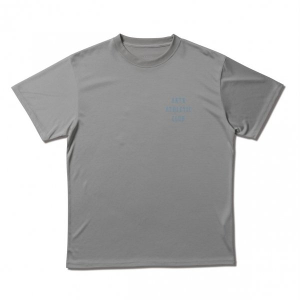AAC TRAINING ICON SPORTS TEE L-GRAY