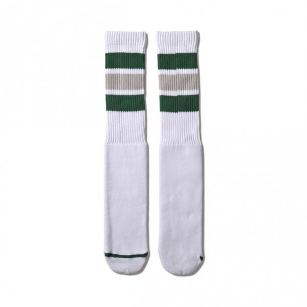 <img class='new_mark_img1' src='https://img.shop-pro.jp/img/new/icons14.gif' style='border:none;display:inline;margin:0px;padding:0px;width:auto;' />MONSTERSOCKS WHITExGREEN