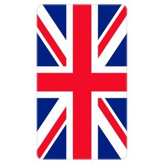 イギリス ユニオンジャック 国旗 モバイルバッテリー