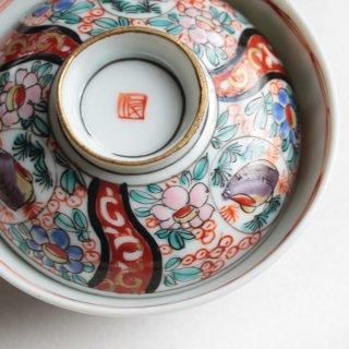 蓋付飯茶碗