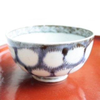 伊万里 雪輪文 茶碗