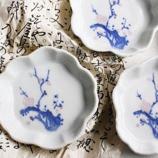 梅型 豆皿