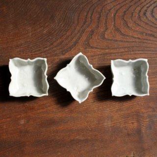 変形豆皿 set