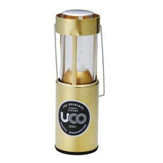 【UCO】キャンドルランタン ブラス