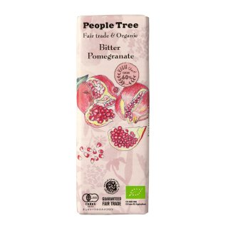 【People Tree】フェアトレード板チョコ オーガニック…