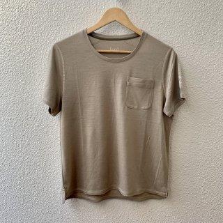 【atelierBluebottle】Hiker's T-shirt 2021