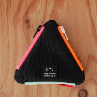 【EYL】Coin Case/Black