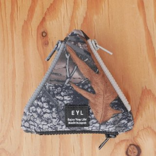 【EYL】Coin Case/Backwoods Camo (B)