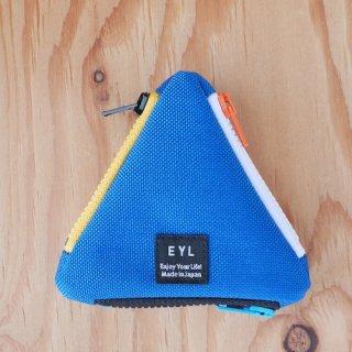 【EYL】Coin Case/Blue