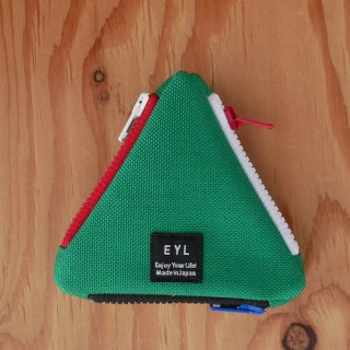 【EYL】Coin Case/Kelty Green