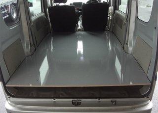 NV100 クリッパー エブリィ [嵩上げタイプ] エブリイ エブリー スクラム ミニキャブ フロアパネル パネル 荷室パネル 床張り 床貼 棚板 収納 板張り 板 床 荷室