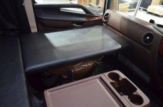 日野 17レンジャー フラットキット 助手席用 [標準/ワイド] マット フラットマット ベース板 助手席マット コンソール ボード ベース センターベース