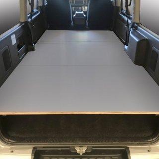 トヨタ 200系 ハイエース 標準ボディ S-GL カーゴキット L ベッドキット ベッド ベットキット キット 棚 板 収納 収納棚 格納 荷台 荷室 荷室棚 ボード