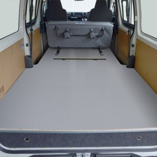 トヨタ ハイエース DX 標準ボディ 【ジャストロー専用】 フロアパネル L フロア パネル 床板 床 板 棚板 棚 床キット 収納 内装 荷室 荷台 荷室板 床張り 床貼 収納棚