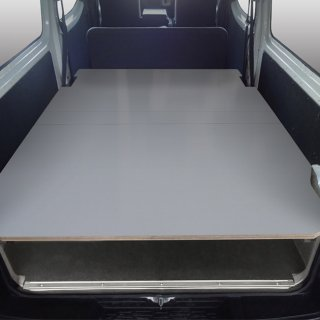 日産 NV350 キャラバン DX カーゴキット S ベッドキット ベッド ベットキット キット 棚 板 収納 収納棚 荷台 荷室 荷室棚 棚板 E26 26 内装 フロアパネル フロア 床板