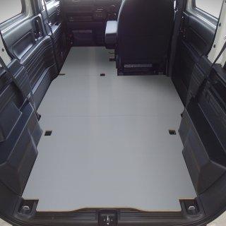 ホンダ バン N-VAN エヌバン Nバン フロアパネル 収納 内装 板 板パネル 床パネル 床板 荷室 荷台 荷室板 床貼り 床張り フロア パネル フロアキット フロアマット 収納板