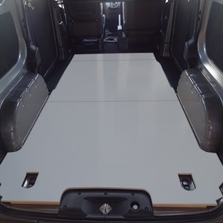 日産 NV200 バネット フロアパネル L 【2人乗り用】 (ガソリン車用) パネル 床張り 床貼 収納 内装 フロアキット フロアマット 荷室 荷台 荷物 荷室キット 棚キット 棚板 棚 板