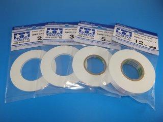 TAMIYA タミヤ 曲線用マスキングテープ 各種
