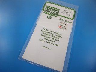 エバーグリーン プラシート Vグルーブ(浅溝) 溝幅3.2� 70EG2125