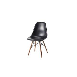 シェルチェア イームズ レプリカ リプロダクト 椅子 黒 ブラック black