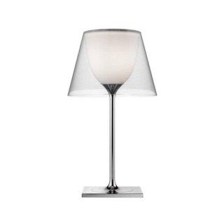 送料無料 テーブルライト ランプ 照明 透明 フィリップスタルク イタリア 60W E26 FLOS(フロス) KTribe T1(KトライブT1)(クリア)
