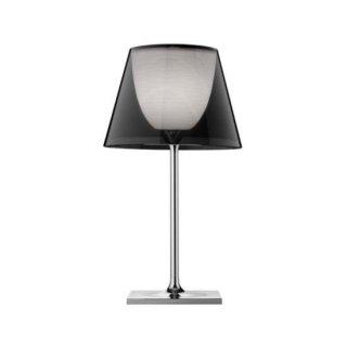 送料無料 テーブルライト ランプ 照明 スモーク 灰色 フィリップスタルク イタリア 60W E26 FLOS(フロス) KTribe T1(KトライブT1)(スモーキーグレー)