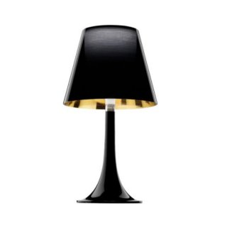 テーブルライト ランプ 照明 黒 フィリップ・スタルク イタリア 60W E26 FLOS(フロス) Miss K(ミスK)(ブラック)
