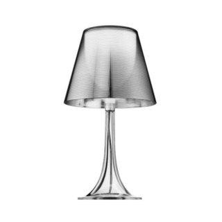 テーブルライト ランプ 照明 フィリップ・スタルク イタリア 60W E26 FLOS(フロス) Miss K(ミスK)(シルバー)