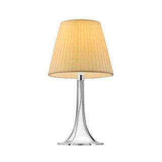 テーブルライト ランプ 照明 ファブリック 布 フィリップスタルク イタリア 60W E26 FLOS(フロス) Miss K Soft(ミスK ソフト)