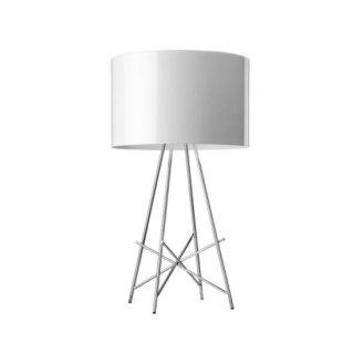 送料無料 テーブルライト ランプ 照明 白 ロドルフォ・ドルドーニ イタリア 100W E26 FLOS(フロス) Ray T(レイT)(ホワイト)