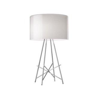 送料無料 テーブルライト ランプ 照明 ガラス ロドルフォ・ドルドーニ イタリア 100W E26 FLOS(フロス) Ray T(レイT)(グラス)