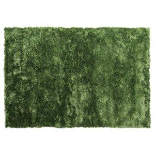 シャギーラグ マット グリーン 緑 縦130cm 横190cm