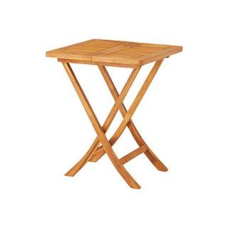 アウトドア 屋外 屋内 おうち時間 セット ウォルナット 天然木 チーク オイル仕上げ フォールディングテーブル