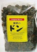 マンデリン <インドネシア>(豆)(200g)