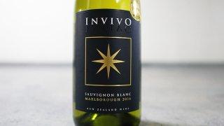 [1650] Invivo Marlborough Sauvignon Blanc 2016