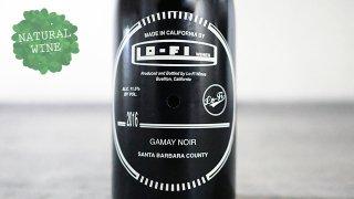 [3225] Lo-Fi Gamay Pinot Noir 2016 Lo-Fi Wines / ローファイ・ガメイ・ピノノワール 2016 ローファイ・ワインズ