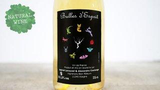 [2775] Bulles d'Esprit 2019 Domaine Thuronis / ビュル・デスプリ 2019 ドメーヌ・チュロニス