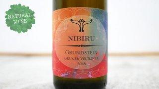 [2100] Grundstein GrunerVeltliner 2018 Nibire / グルンステイン・グリューナーヴェルトリーナー 2018 ニビル