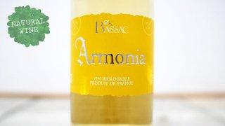 [1275] Bassac Armonia Blanc 2018 Domaine Bassac / バサック・アルモニア・ブラン 2018 ドメーヌ・バサック