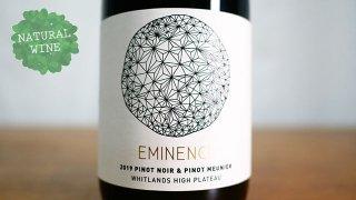 [3840] Eminence Pinot Noir 2019 Eminence Wines / エミネンス・ピノ・ノワール 2019 エミネンス・ワインズ