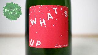 [2250] Pet Nat Blanc - What's up ? 2018 Herve Villemade / ペットナット・ブラン ワッツアップ 2018 エルヴェ・ヴィルマード