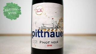 [2175] Pinot noir 2018 PITTNAUER / ピノ・ノワール 2018 ピットナウアー
