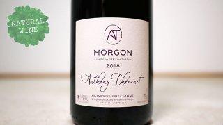 [2250] Morgon 2018 Anthony Thevenet / モルゴン 201 アントニー・テヴネ