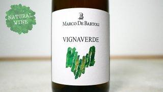 [2025] Vigna Verde 2019 De Bartoli / ヴィーニャ・ヴェルデ 2019 デ・バルトリ