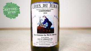 [3150] Chardonnay 2018 Domaine les coteaux du val de Sorne / シャルドネ 2018 ドメーヌ・レ・コトー・デュ・ヴァル・デ・ソルヌ
