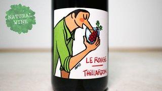 [3350]  Le Rouge NV Domaine Thillardon / ル・ルージュ NV ドメーヌ・ティラルドン
