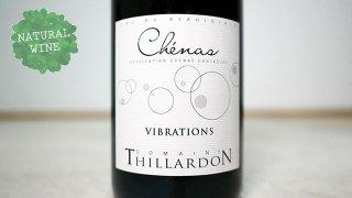 [3300] Vibrations 2019 Domaine Thillardon / ビヴラシオン 2019 ドメーヌ・ティラルドン